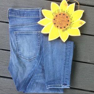 Gap 1969 True Skinny Jeans Size 29r